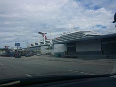 Port of miami.