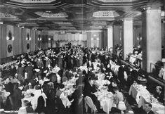 In the 1930s and 40s, the Terrace Room nightclub was a popular spot for dancing to the Swing Era big bands.