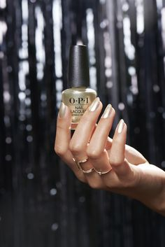 Gorgeous, glamourous, GOLD. This shade 'Gift of Gold Never Gets Old' is going to be your pick for the holiday party season.