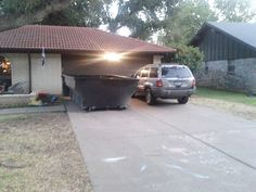 Landlord and rental cleanup with a roll off dumpster in Houston Texas  Dumpster service in Houston.  We help contractors, builders, and homeowners find the best trash dumpster and roll off rental companies.  Domestic Dumpsters selects locally owned dumpster services in your area.  Affordable Dumpster Rental Prices  Easy Dumpster Rental in Houston  Reliable Roll-Off Dumpster Rental