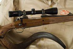 custom rifles Kilimanjaro