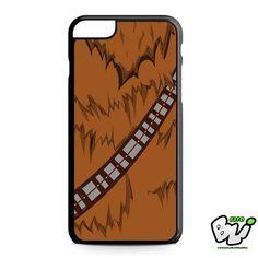 Brown Body Chewbacca Star Wars iPhone 6 Plus Case | iPhone 6S Plus Case