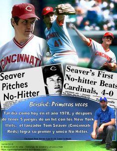 Tom Seaver, Cincinnati Reds, MLB
