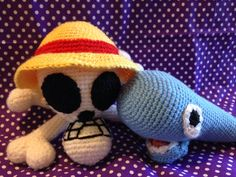 Patron Amigurumi One Piece : 1000+ images about Amigurumi on Pinterest One piece ...