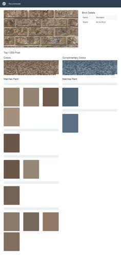 Brompton - Heritage Texture - Acme Brick and Paint