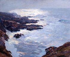 William Ritschel - Path to the Sun :: California Art Club :: Historic California Plein Air Paintings
