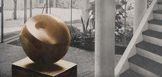 Barbara Hepworth exhibition at Tate Britain