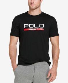 POLO RALPH LAUREN Polo Ralph Lauren Men'S Performance Graphic-Print T-Shirt. #poloralphlauren #cloth #shirts