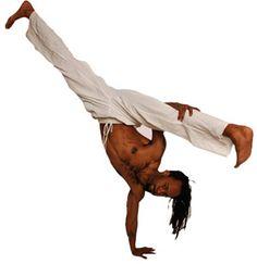 Capoeira - gonna start training this!