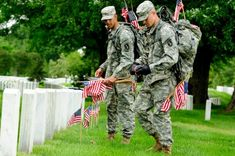Flags-In Ceremony at Arlington National Cemetery | Article | The United States Army http://www.army.mil/article/103317/