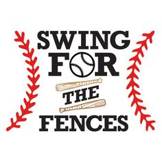 Silhouette Design Store: swing for the fences