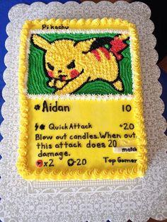 17 Best ideas about Pokemon Birthday Cake on Pinterest | Pokemon ...