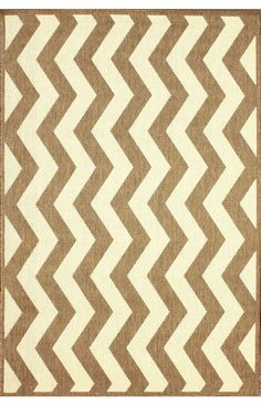 Rugs USA Aperto Outdoor Vertical Chevron Taupe Rug. Rugs USA Columbus Day $99 Sale! Area rug, rug, carpet, design, style, home decor, interior design, pattern, trends, home, statement, fall,design, autumn, cozy, sale, discount, interiors, house, free shipping, Halloween, fall decorations, fall crafts, fall décor, great winter, winter, warm, furniture, chair, art.