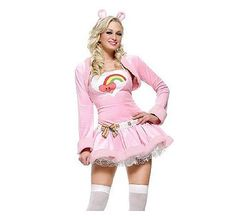 Halloween | Halloween by Candice Jones | Pinterest | Care bear costumes Bear costume and Costumes  sc 1 st  Pinterest & Care Bear Countdown 5 4 3 2 1! | Halloween | Halloween by ...