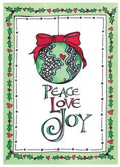 Zenspirations - Gallery - Christmas by Joanne Fink, author of Zenspirations