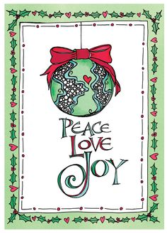 Zenspirations - Gallery - Christmas by Joanne Fink, author of Zenspirations