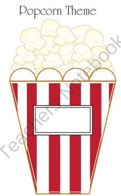 This is a great way to get the school year Popping with a Popcorn classroom theme pack, The pack includes 19 pdfs: Months of the year Binder cover School supply labels Subject area tags (math, science, etc. Popcorn Science Fair Project, Science Fair Projects, School Projects, Popcorn Theme Classroom, Classroom Themes, Movie Classroom, Circus Classroom, Classroom Board, Hollywood Theme Classroom
