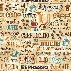 Caffe Latte - Frappuccino & More - Almond