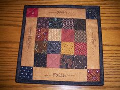 Free Country Quilt Patterns   Free Project from Patchalot Patterns