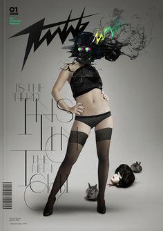 Creative Magazine Design Inspiration