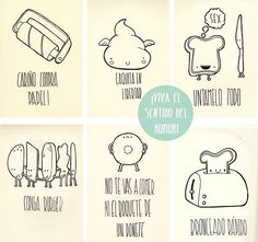 Una ilustración para cada día: 365 monigotes. Una ilustradora con ganas de alegrarnos cada día del año.