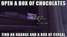 funnygamememes:Bioshock logic.. Follow us here: WeLoveGaming  https://78.media.tumblr.com/83aafb74ba46bf2ab7969f608d171531/tumblr_o00c6nArss1uoy2m4o1_500.png