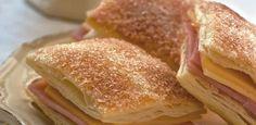 La Salteña | Recetas | Fosforitos de Jamón y Queso