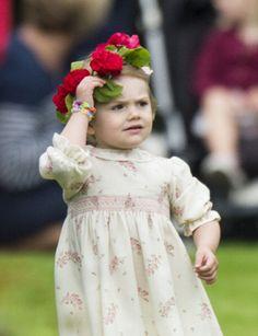Princess Estelle, July 14, 2014 | Royal Hats