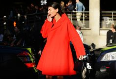 Who: Giovanna Battaglia What: L'Uomo Vogue editor, freelance stylist, current W magazine contributor Fashion 101, Fashion Editor, Editorial Fashion, Girl Fashion, Emma Style, Tommy Ton, W Magazine, Giovanna Battaglia, Comme Des Garcons