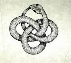 feminine snake tattoo designs - Google Search