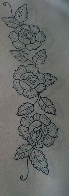 Floral Embroidery Patterns, Embroidery Motifs, Embroidery Transfers, Hand Embroidery Designs, Lace Patterns, Applique Patterns, Beaded Embroidery, Fabric Paint Designs, Cross Stitch Flowers