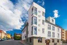 Ubytování Nový Jičín - Hotel GRAPHIC Multi Story Building