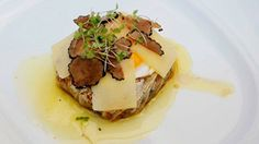 Steak tartare em roupa de acelga - por Claude Troisgros