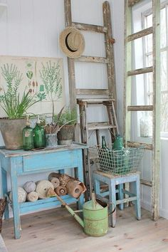 The Best Vintage Inspired Patio Ideas - Beauty For Ashes