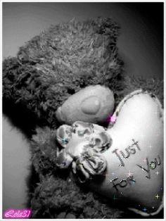 Bear of Teddi Teady Bear, My Teddy Bear, Tatty Teddy, Cute Bears, Just For You, Toys, Artist, Animals, Kisses