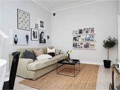 #living room #scandinavianlivingroom