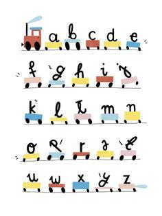 Alfabet na wycieczce