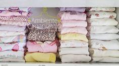 Quarto de bebê organizado