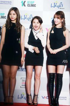 TWICE | Tzuyu, Chaeyoung, and Momo