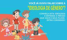Ideologia de Gênero   A Ideologia de Género , ou melhor dizendo, a Ideologia da Ausência de Sexo , é uma crença segundo a qual os d...