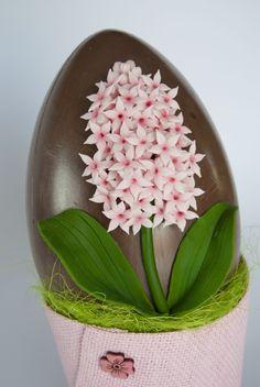 Easter Chocolate Egg.