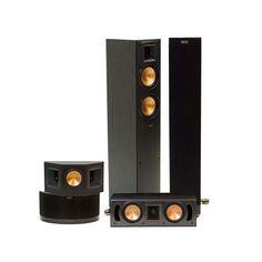 Klipsch Home Theater System - Includes Klipsch Subwoofer Wireless Home Theater System, Bose Home Theater, Best Home Theater Speakers, Best Home Theater System, Home Speakers, Wireless Surround Sound, Surround Sound Systems, Best Projector, Audio Design