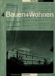 Bauen+Wohnen: Volume 02, Issue 04 #retro