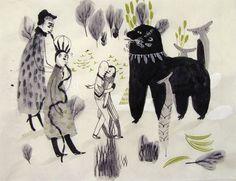 Sofia Arnold's landscape bodies in dreams | A quickening...
