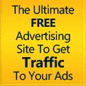 Receive commissions for giving away FREE advertising! The Ultimate FREE Advertising Site To Get Traffic To Your Ads