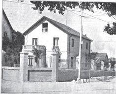 1925. Propiedad de gabriel Montero y Labrandero, manzana 73 (calle Arturo Soria y Sagrado Corazón)