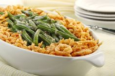 Green Bean Casserole from 22 Comforting Casseroles for Your Dinner Party