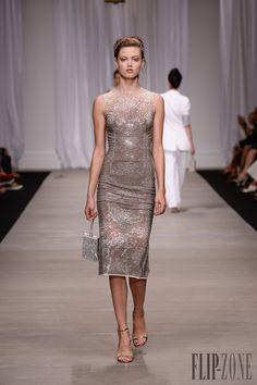 Ermanno Scervino Spring-summer 2015 - Ready-to-Wear - http://www.flip-zone.net/fashion/ready-to-wear/independant-designers/ermanno-scervino-4969