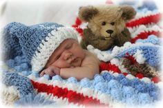 Priscillas: Baby Crochet and a Baby !!