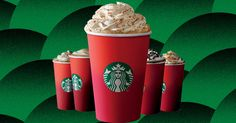 There's A Brand-New Starbucks Holiday Latte Available TODAY #posh
